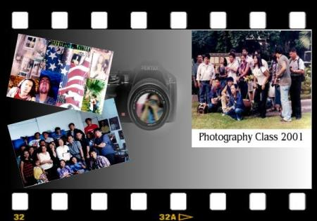 Photography class 2001_ II