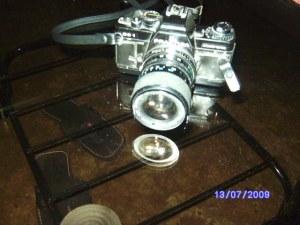 lumang kamera taong 2000 huling kong ginamit