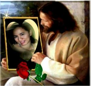 me with jesus